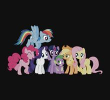 mane six /new by timothy hance