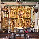 Serra Chapel Retablo by seeya