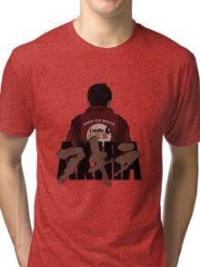 kaneda x leolio RED Tri-blend T-Shirt