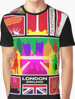 LONDON ENGLAND Graphic T-Shirt