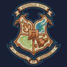 Republic School of Bending by WinterArtwork