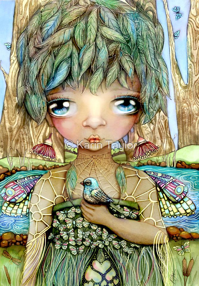 Eucalypt Princess by © Karin Taylor