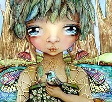 Eucalypt Princess by © Karin (Cassidy) Taylor