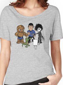 Rock, Paper, Scissors... Women's Relaxed Fit T-Shirt