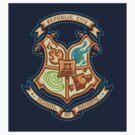 Republic School of Bending - STICKER by WinterArtwork