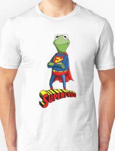 Kermit the Superman T-Shirt
