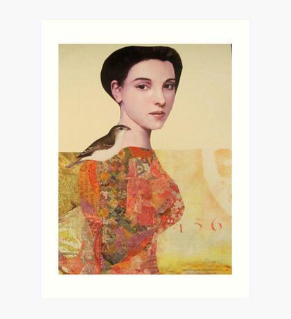 Lilianna Art Print