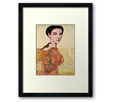 Lilianna Framed Print
