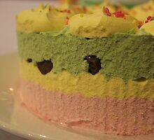 Icecream Cake by Deanna Roberts Think in Pictures