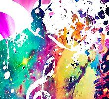 Music Galaxy Case by AstroNance