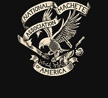 National Machete Association - Official Seal Unisex T-Shirt