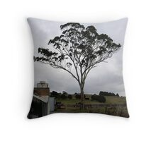 Helms winery Throw Pillow