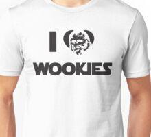 I <3 Wookies Graphic Unisex T-Shirt
