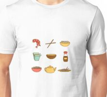 Chinese Food For ALL! Unisex T-Shirt