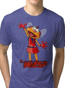 Zoe the Wasp Tri-blend T-Shirt