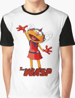 Zoe the Wasp Graphic T-Shirt