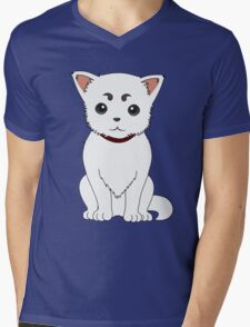 Anime - Sadaharu Full Mens V-Neck T-Shirt