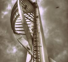Spinnaker Tower, Portsmouth by CliveHarris