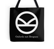 Kingsman Secret Service - Oxfords not Brogues Tote Bag