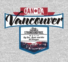 Vancouver Canada by Terry To