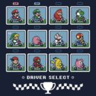 SUPER SMASH KART by DREWWISE