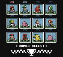 SUPER SMASH KART Kids Clothes