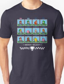 SUPER SMASH KART T-Shirt