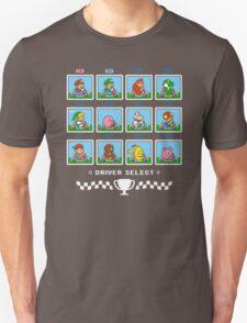 SUPER SMASH KART Unisex T-Shirt