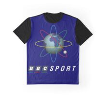 BBC Sport Graphic T-Shirt