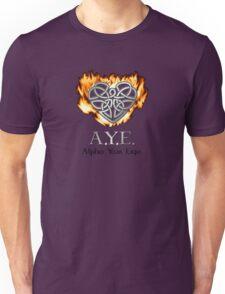 A.Y.E. Alpha Yam Ergo Unisex T-Shirt