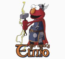 Elmo the Thor by Joshessel