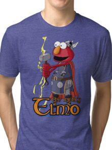 Elmo the Thor Tri-blend T-Shirt