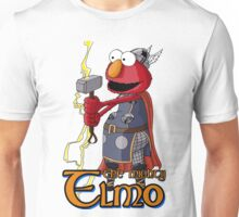 Elmo the Thor Unisex T-Shirt