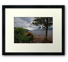 Dores Framed Print