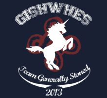 Team GenerallyStoned GISHWHES 2013 [F1] by excasperated