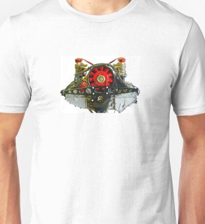 Heart of the Machine II Unisex T-Shirt