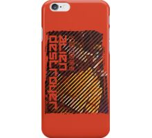 Alien Destroyer iPhone Case/Skin