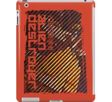 Alien Destroyer iPad Case/Skin