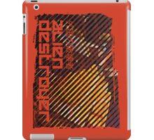 Alien Destroyer iPad Case/Skin