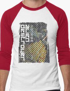 Alien Destroyer Men's Baseball ¾ T-Shirt