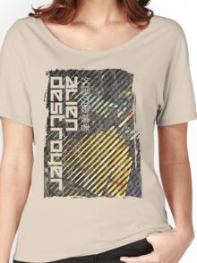 Alien Destroyer Women's Relaxed Fit T-Shirt