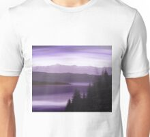 Purple Wilderness Unisex T-Shirt