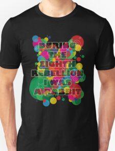 Psychedelic odd bod. T-Shirt
