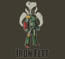 IRON FETT by Harantula