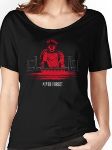 The Red Wedding (Direwolf version) Women's Relaxed Fit T-Shirt