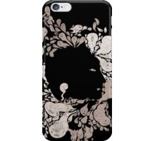 Herman Rorschach and the Little Creatures iPhone Case/Skin