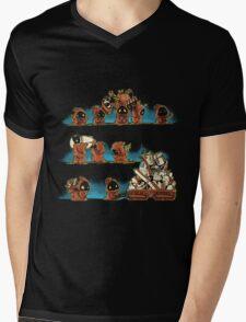 Jawas (wrong robots) Mens V-Neck T-Shirt