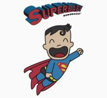 Superbaby - The baby of Steel by Kokonuzz