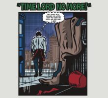 Time Lord No More by nikholmes