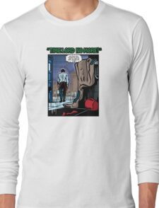 Time Lord No More Long Sleeve T-Shirt